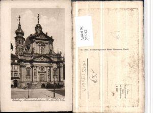 507712,Würzburg Neumünsterkirche Kirche m. Gruft Hl. Kilian