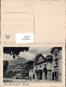 531285,Bad Reichenhall Kurhaus