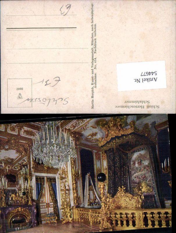 544677,Schloss Herrenchiemsee Chiemsee Luster
