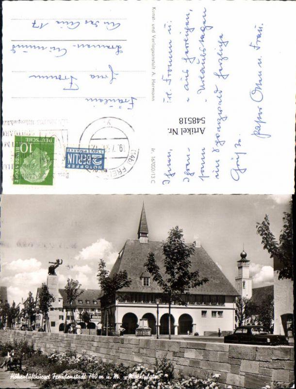 548518,Freudenstadt im Schwarzwald markt