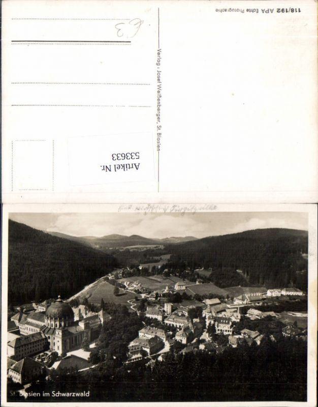 533633,St. Blasien im Schwarzwald