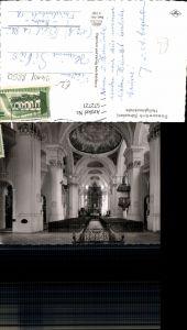 572721,Donauwörth Schwaben Heiligkreuzkirche Innenansicht