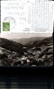 572741,Foto Ak Bad Peterstal-Griesbach Kurhaus Bad Freyersbach