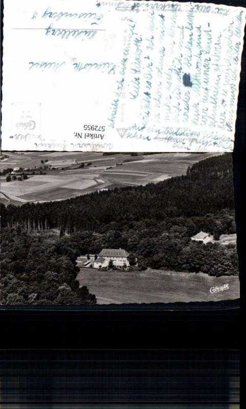 572955,Luftbild Aalen Schubart Jugendherberge