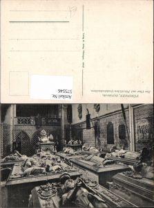 575546,Tübingen Stiftskirche Der Chor m. Fürstlichen Grabdenkmälern