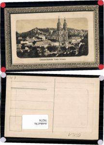 78276,Präge AK Gössweinstein Tolle Karte Rahmen 1910