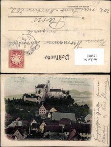 138016,Fränkische Schweiz Gössweinstein 1900