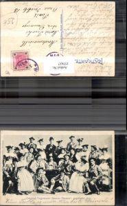157637,Foto Ak Original Tegernseer Bauer Theater gegründet 1897 Personen i. Tracht Tegernsee