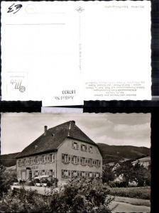 187833,Altsimonswald Emmendingen Gasthof u. Pension zum Ochsen Bes. Schultis