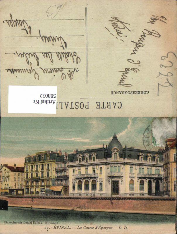 588032,Epinal La Caisse d Epargne France