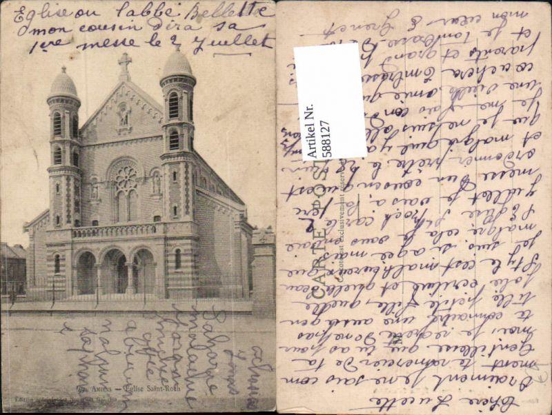 588127,Amiens Eglise Saint-Roth Kirche France