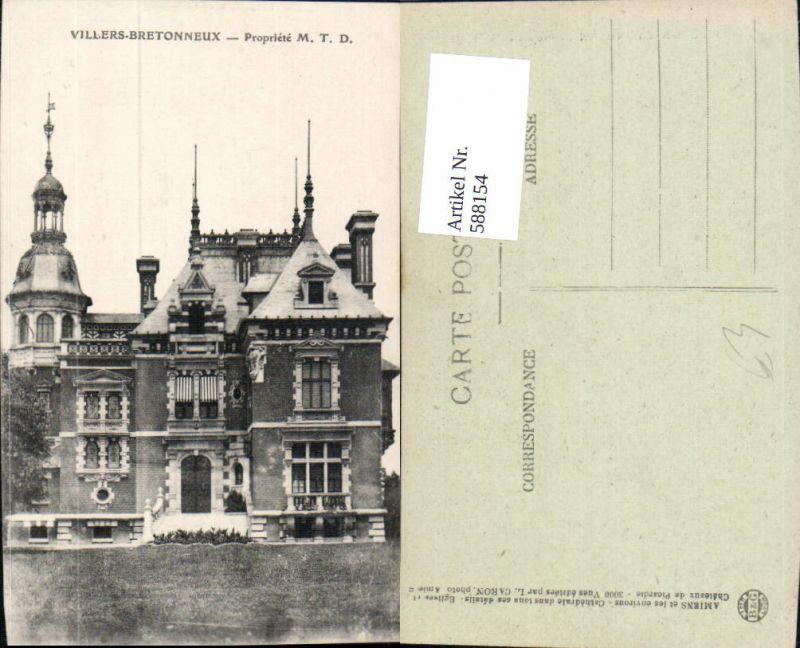 588154,Villers-Bretonneux Propriete France