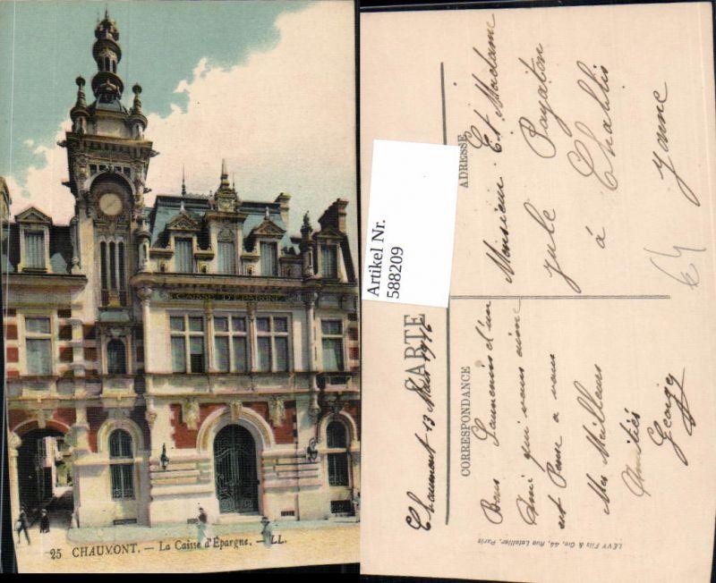 588209,Chaumont La Caisse d Epargne France