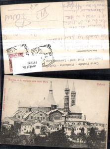 197824,Veneto Padova Padua Basilica d S Antonio vista dalle Mura Kirche