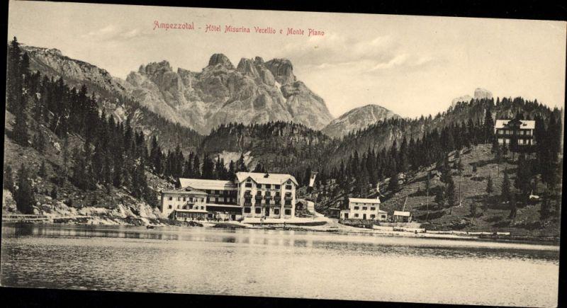 Riesen AK Ampezzotal Misurinasee Hotel Auronzo di Cadore Belluno Misurina