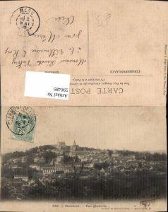 596485,Clermont Vue generale France
