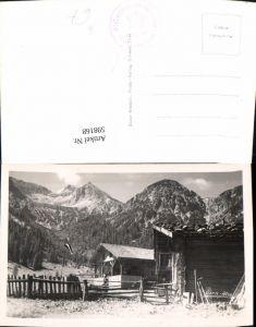 598168,Foto Ak Alpengasthof Gern Alm Pertisau Eben a. Achensee