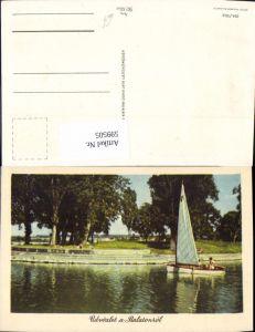 599505,Üdvözlet a Balatonrol Segeln Segelboot Hungary
