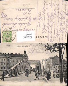599510,Györ Setateri hid-reszlet Brücke Hungary