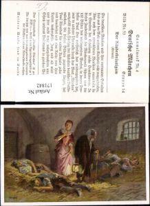 171842,Deutsche Märchen Sammelbild Paul Hey Der Räuberbräutigam v. Grimm