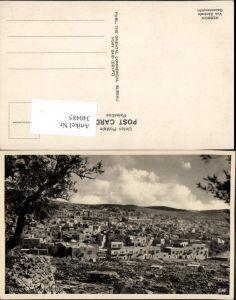 340485,Hebron Vue Generale Totale