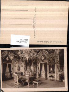 2004576,Schloss Herrenchiemsee Speisezimmer Innenansicht m. Tischlein deck dich