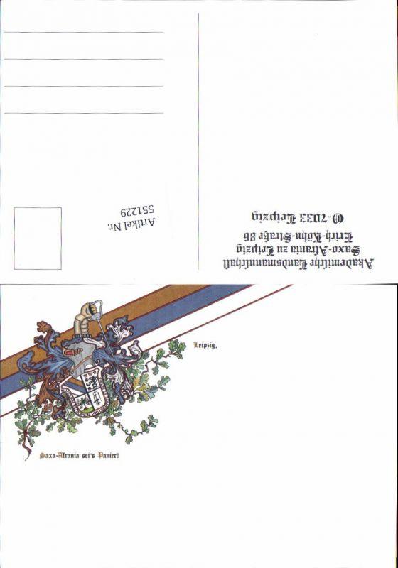 551229,Studentika Studentica Saxo seis Panier Leipzig Couleurkarte