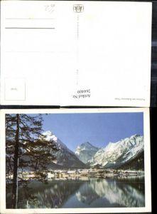 264409,SOS Kinderdorf 16/62 Pertisau a. Achensee Tirol Winteransicht