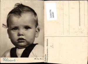 600287,Kind Kleinkind Portrait pub Inge Petersen