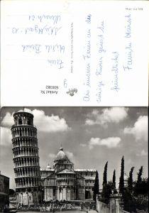600382,Turm Pisa Torre Pendente Abside del Duomo Schiefe Turm Dom