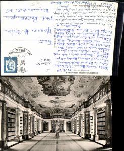 600417,Bibliothek Benediktinerabtei Ottobeuren