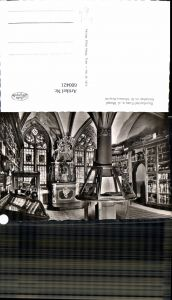 600421,Foto Ak Bibliothek Bernkastel-Kues a. d. Mosel St Nikolaus-Hospital