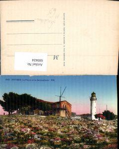 600434,Leuchtturm Antibes Le Phare et le Semaphore