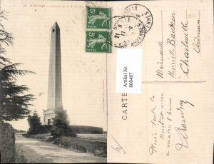 600497,Toulouse Colonne du 10 Avril 1814 Obelisk Monument
