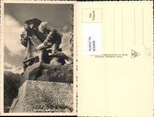 600498,Foto Ak Innsbruck Speckbacher Denkmal Tiroler Freiheitskampf