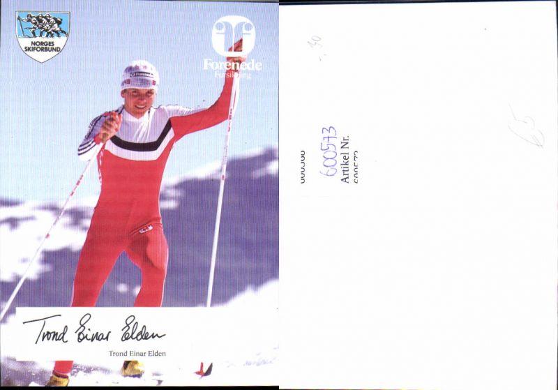 600573,Sportler Trond Einar Elden Norges Skiforbund Ski Schi Wintersport Sport