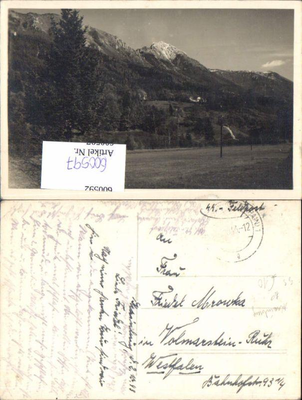 600597,WK2 SS-Feldpost  Slovenia Oberkrain Krain Krainburg Volmarstein Wetter Ruhr