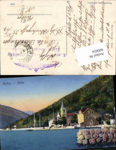 600654,Stolivo Stoliv Perast Perasto Feldpost K. u. K. Luftschifferabteilung Fliegerkompagnie