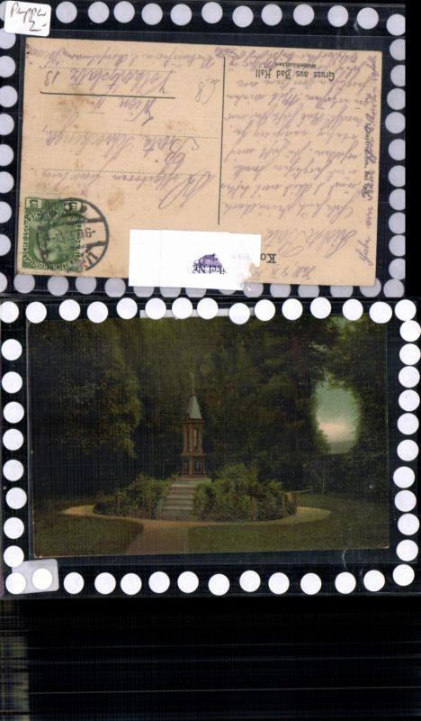 602654,Bad Hall Wetterhäuschen 1915
