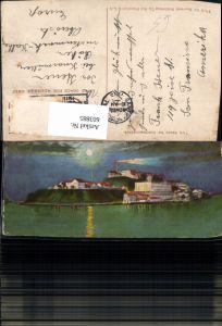 603885,Alcatraz Island San Francisco Bay California Gefängnis Gefängnisinsel Leuchtturm