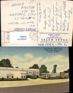 603886,Osage Motel Wichita Kansas