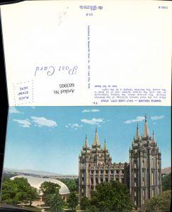603905,Salt Lake City Utah Temple Square Mormon Church
