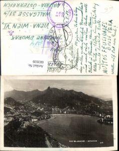 603939,Foto Ak Rio de Janeiro Botafogo Brasilien