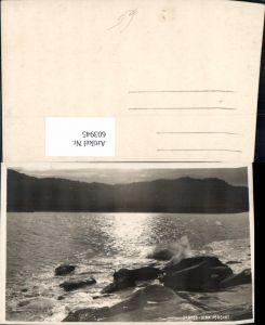 603945,Foto Ak Santos Ilha Porchat Küste Brasilien