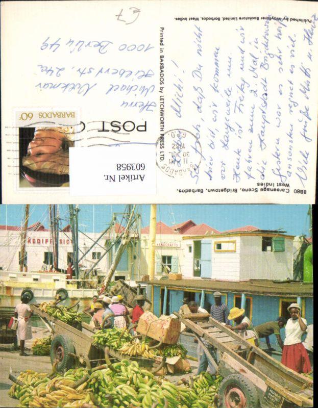 603958,Careenage Scene Bridgetown Barbados West Indies Karibik