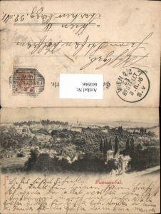 603966,Franzensbad 1899 pub Hermann Poy Dresden 351
