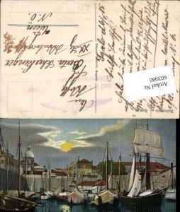 603980,Dubrovnik Ragusa Raguse Hafen