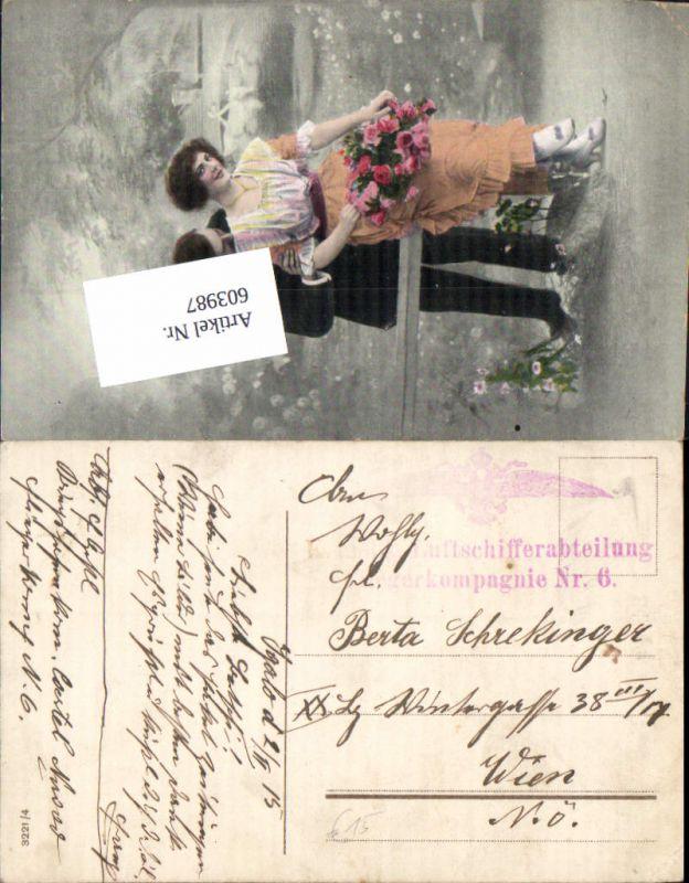 603987,K. u. K. Feldpost Luftschifferabteilung Fliegerkompagnie 6