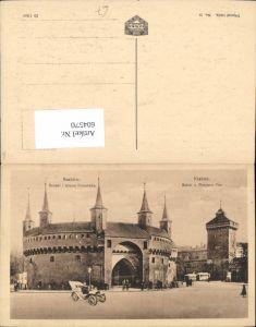 604570,Krakau Krakow Poland Bastei