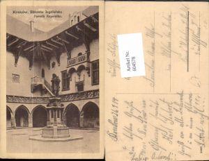 604578,Krakau Krakow Poland Bibliothek Kopernika